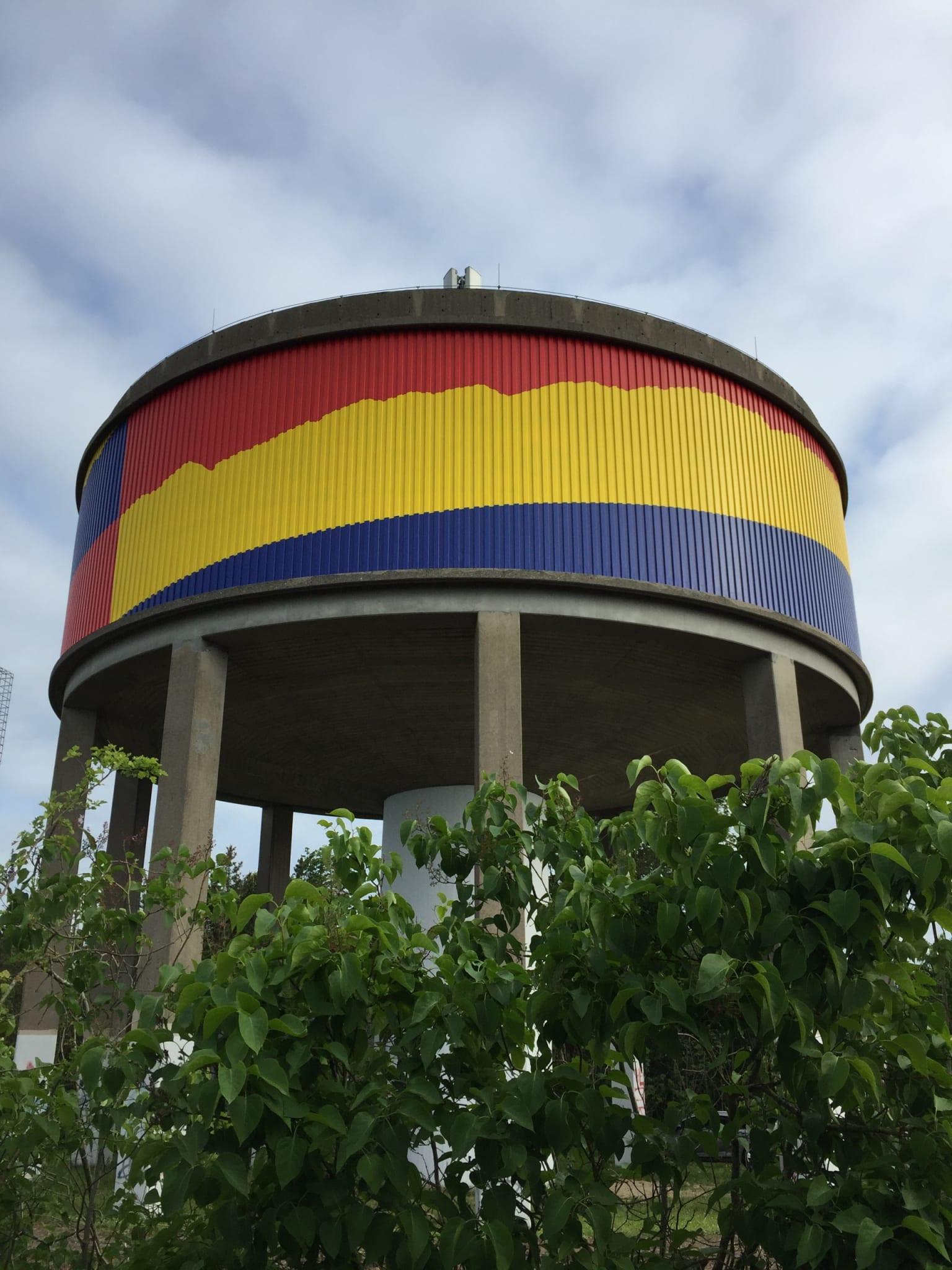 Vandtårnet i Pedersborg